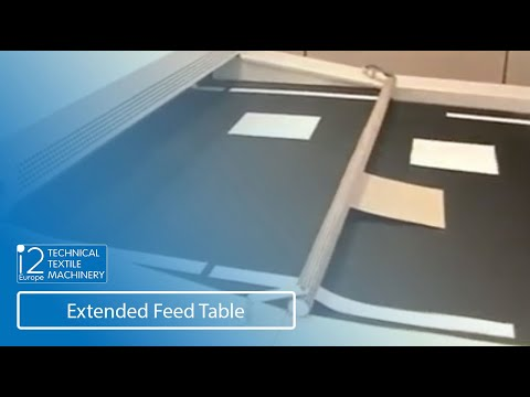 extended feed and stacker video