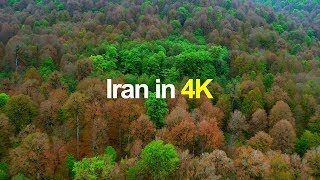 Iran in 4K : Spring in Alborz Mountains