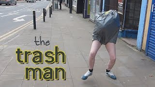 the trash man