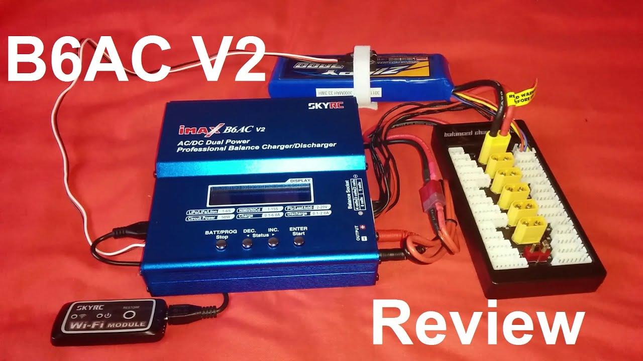 Описание, характеристики, фотографии, цена и отзывы владельцев зарядное устройство skyrc imax b6ac v2 (220v 50w c:6a d:2a) sk 100008-11.