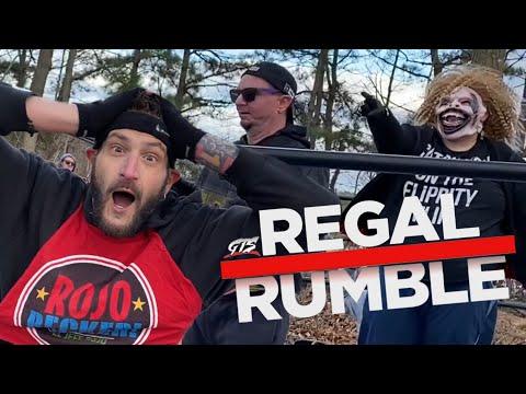 WRESTLING LEGEND RETURNS! 30 Man Regal Rumble For The YouTube Championship!