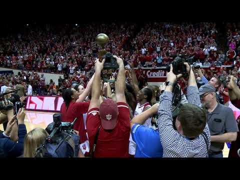 Indiana Women's Basketball Wins WNIT Title