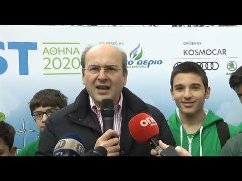 Στην εκδήλωση «Eco –Fest 2020 ο υπουργός Περιβάλλοντος και Ενέργειας Κωστής Χατζηδάκης