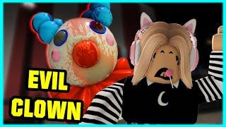 ROBLOX PIGGY 2 EVIL CLOWNY JUMPSCARE - Roblox Piggy short film