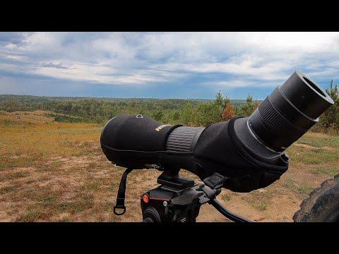 Nikon 82ED Spotting Scope | How We Film Bullet Trace