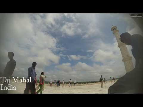 Taj Mahal | India | Timelapse