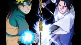 Naruto Shippuden OST II -  Hyouhaku (Sasuke