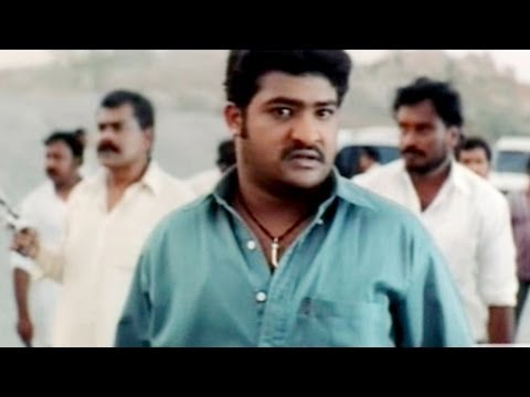 Simhadri Movie || Singamalai Video Song || Jr NTR || Bhoomika Chawla || Ankitha