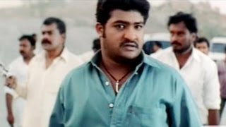 Simhadri Movie    Singamalai Video Song    Jr NTR    Bhoomika Chawla    Ankitha
