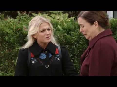 Coronation Street - Bethany Supports Mary