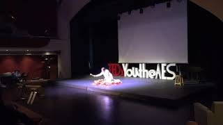 Sound healing using singing bowls | Rakhi Jain | TEDxYouth@AES