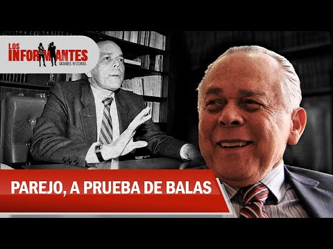 El día que Enrique Parejo burló la sentencia de muerte de Pablo Escobar - Los Informantes