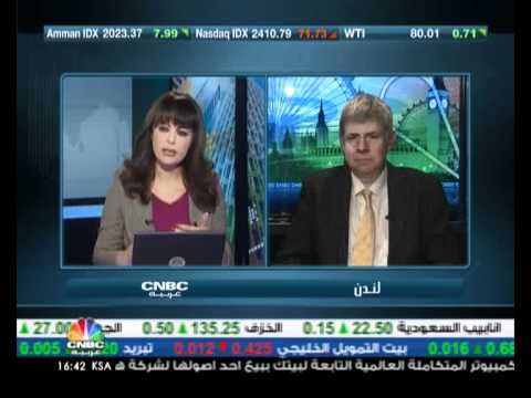 US MARKETS /CLEM CHAMBERS/انهيار جديد للاسواق المالية  /نهى علي