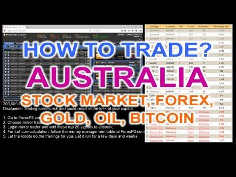 When to trade forex in austrlia