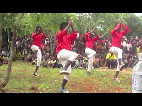 Amahoro Secondary School Opening Ceremony