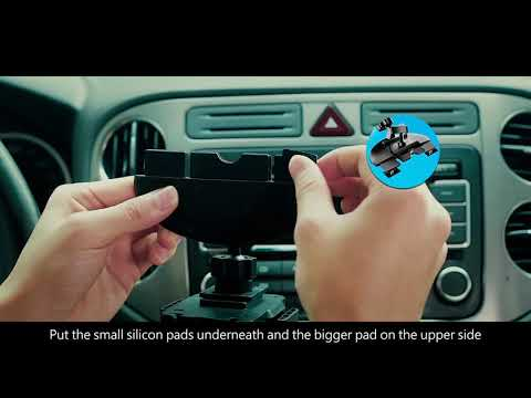 How to Install Mpow CD Slot Car Phone Holder
