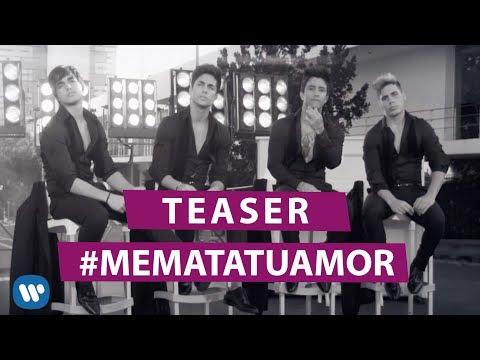 Angeles - Me Mata Tu Amor (Teaser)