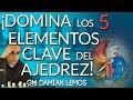 Los 5 elementos de la Maestría en Ajedrez con GM Damian Lemos - Webinar: 10/06  10AM (ARG)