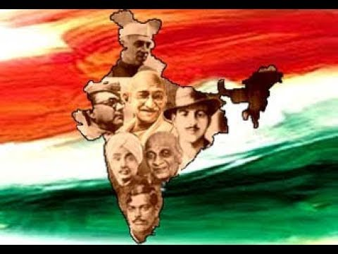 indian independence movement 1857 to 1947 youtube