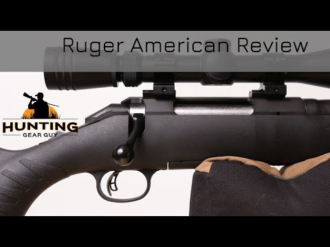 Ruger American Review