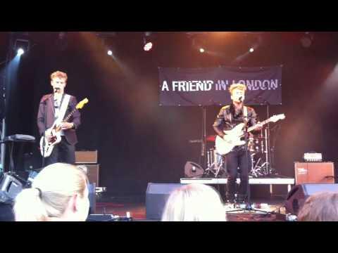A Friend in London - Unite (Live in Esbjerg)