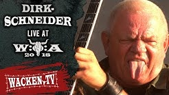 Dirkschneider - Balls to the Wall - Live at Wacken Open Air 2018