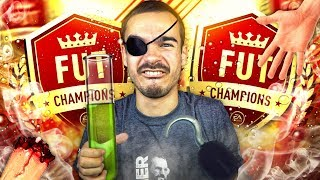 FUT CHAMPIONS QUALI MIT EINER HAND 🔥🔥🔥 FIFA 18 EXPERIMENT