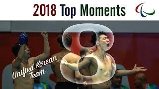 No 8   2018 Top Moments