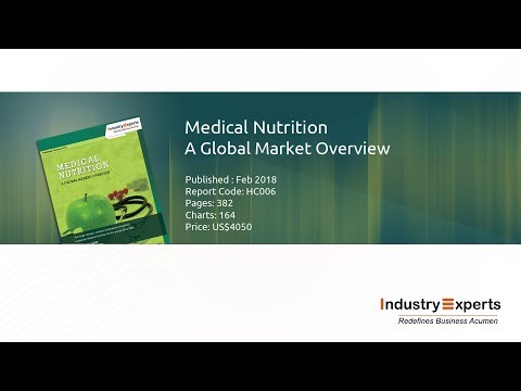 Asia-Pacific Leads Medical Nutrition Market Growth with 8.5% CAGR through to 2022