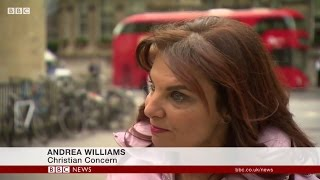 "Download Video BBC News: Andrea Williams says teaching sex education in schools ""sexualises children"" MP3 3GP MP4"