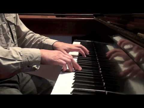 Cantabile Hop, for piano and small ensemble. Alejandro Rutty, with pianist Vincent van Gelder