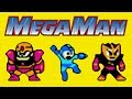 Mega Man (Rockman) NES Walkthrough (No Damage)