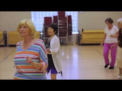 GWSA- Line Dancing
