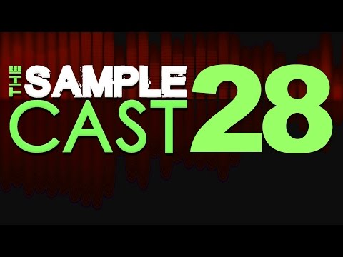 The Samplecast show 28 (featuring String Audio Dark Matter review)