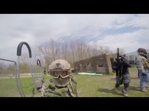 AIRSOFT FREE FOR ALL! (Black Ops Airsoft Zion, Illinois)