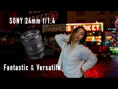 Sony 24mm f/1.4 Review - Versatile and Fantastic Lens!?!