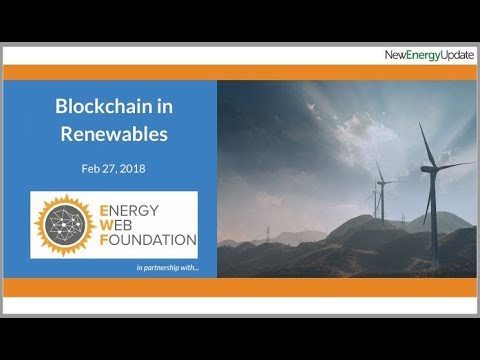 Unlocking Opportunities for Blockchain in the Energy Sector