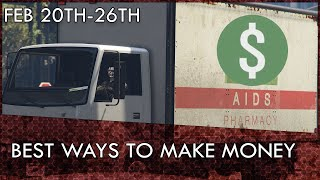 GTA Online: BEST and Fastest Way To Make MONEY This Week (Feb 20th-26th)