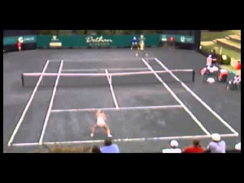 Camila Giorgi vs Lauren Davis @ ITF Dothan 2012 SF