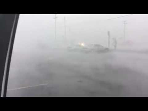Buffalo Severe Thunderstorm- Hamburg New York