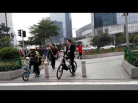 GUANGZHOU STREET WALK 4