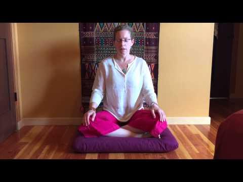 Carla Wainwright Yoga ~ Chakra & Subtle Body Meditation