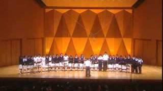 海嘯中的平安 - 中華基督教會基新中學 (學校動感聲藝匯演2