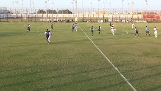 U-15 BNT vs United Arab Emirates: Highlights - Feb. 6, 2014