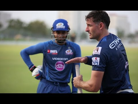 Mumbai Indians - Team Working Hard | Behind The Scenes