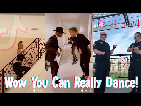 Wow You Can Really Dance - TikTok Trend