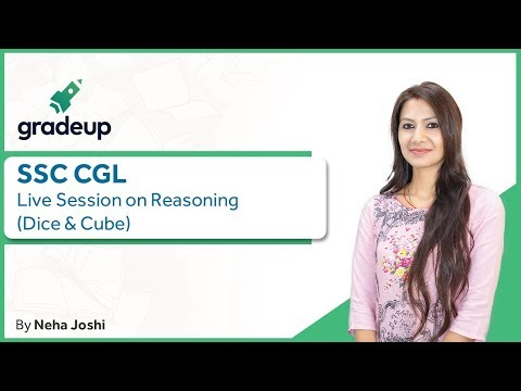 Dices & Cubes|Verbal & Nonverbal Reasoning Problems for SSC CGL 2017