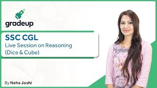 Dices & Cubes | Verbal & Nonverbal Reasoning Problems for SSC CGL 2017