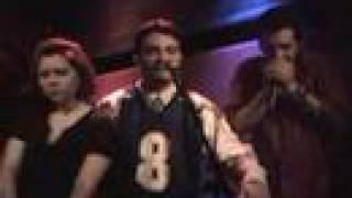 "Joe Raciti And The Pure Premium Perform ""indian Buffet"" Rap"