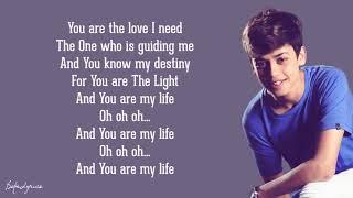 Harris J - You Are My Life (Lyrics)
